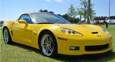 2008 Chevrolet Corvette 2dr Cpe Z06