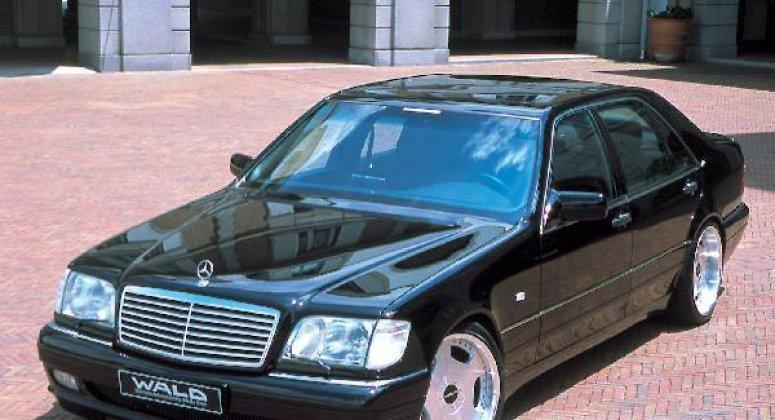 2000 Mercedes-Benz S Class S430
